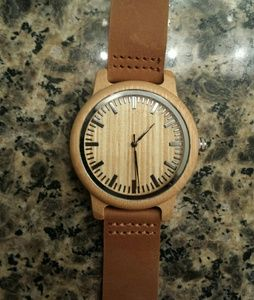 Accessories - Bamboo watch